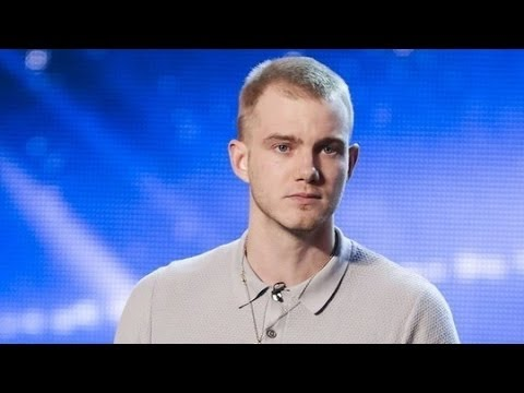 Britain's Got Talent S08E06 Ed Drewett Sings his original Song Blink Mp3