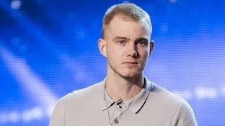 Britain's Got Talent S08E06 Ed Drewett Sings his original Song Blink
