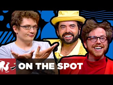 On The Spot: Ep. 67  A Two Tampon Load  Rooster Teeth