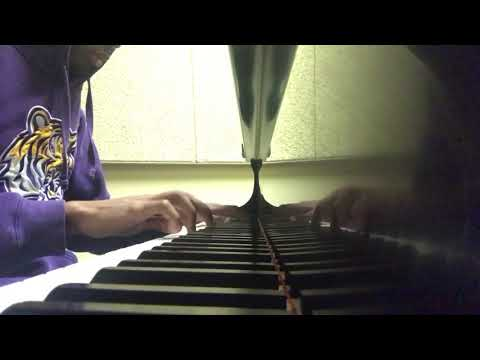 Versace on the Floor by Bruno Mars (piano intro)