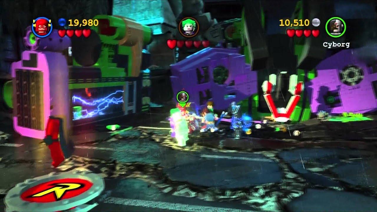 LEGO Batman 2: DC Super Heroes - #16 - YouTube