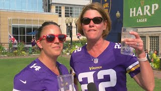 Vikings, Packers Fans Have Mixed Reactions To Tie At Lambeau Field