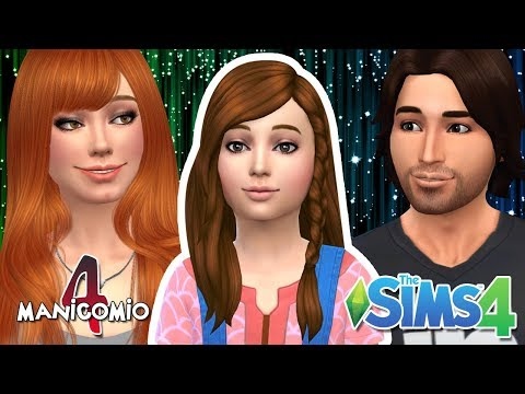 OS NOVOS PARTICIPANTES #01 - 4ª Temp. Big Brother do Manicômio Apocalipse - The Sims 4 - JR E MI thumbnail