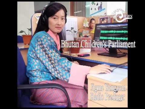 Bhutan Children's Parliament