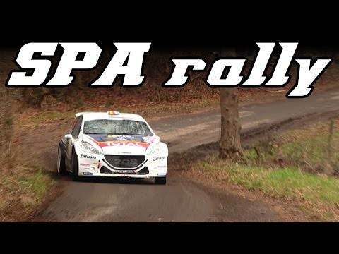 Spa Rally 2016 - best drifts and sounds