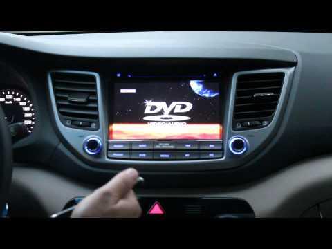 Nawigacja doposaeniowa Hyundai Tucson 2015