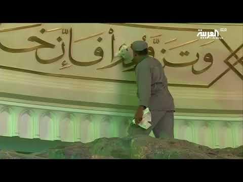 تنظيف المسجد الحرام يغطي مليون متر مربع وسط كثافة بشرية هائل