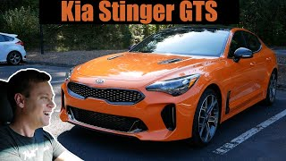 Review: 2019 Kia Stinger GTS AWD - Best of Both Worlds!