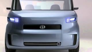 Scion T2B Concept Videos