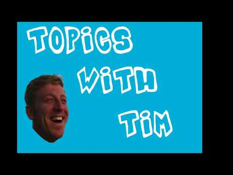 """Podcast: Topics With Tim - """"Your Body Can Take Care of Itself"""""""