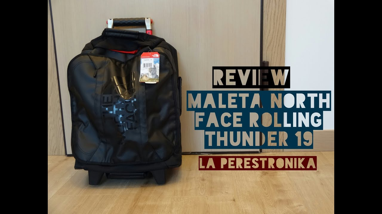 rolling thunder north face