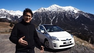 Toyota Prius test: Can it handle the mountains?
