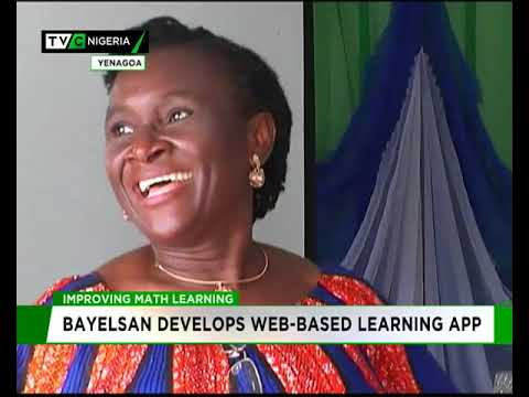 Mathematics Software: Bayelsan develops web-based App