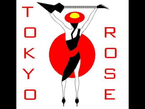 tokyo rose - phonecards and postcards (with lyrics)