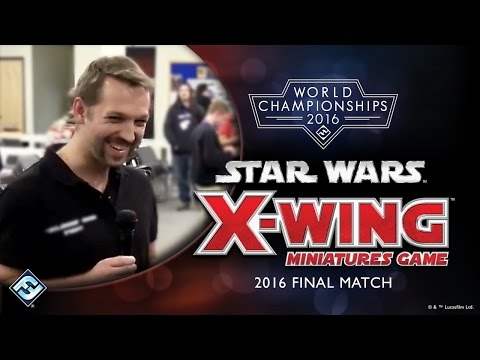 2016 World Championship - Star Wars™ X-Wing