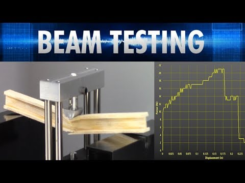Beam Testing - Structural Engineering