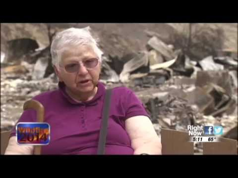 2 stories from Carlton Complex Fire 2014