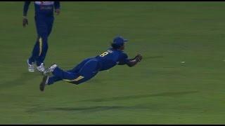 England in Sri Lanka 2014, 1st ODI: Highlights