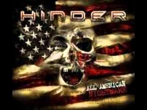 Hinder - Waking up the Devil (Lyrics) (HD)