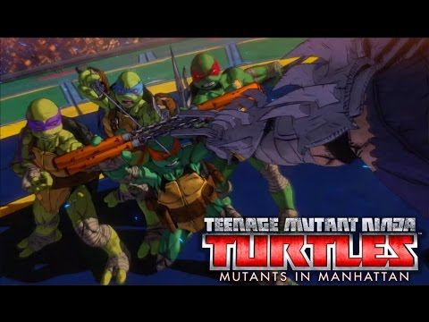 TMNT: Mutants In Manhattan #9 Shredder & Super Shredder