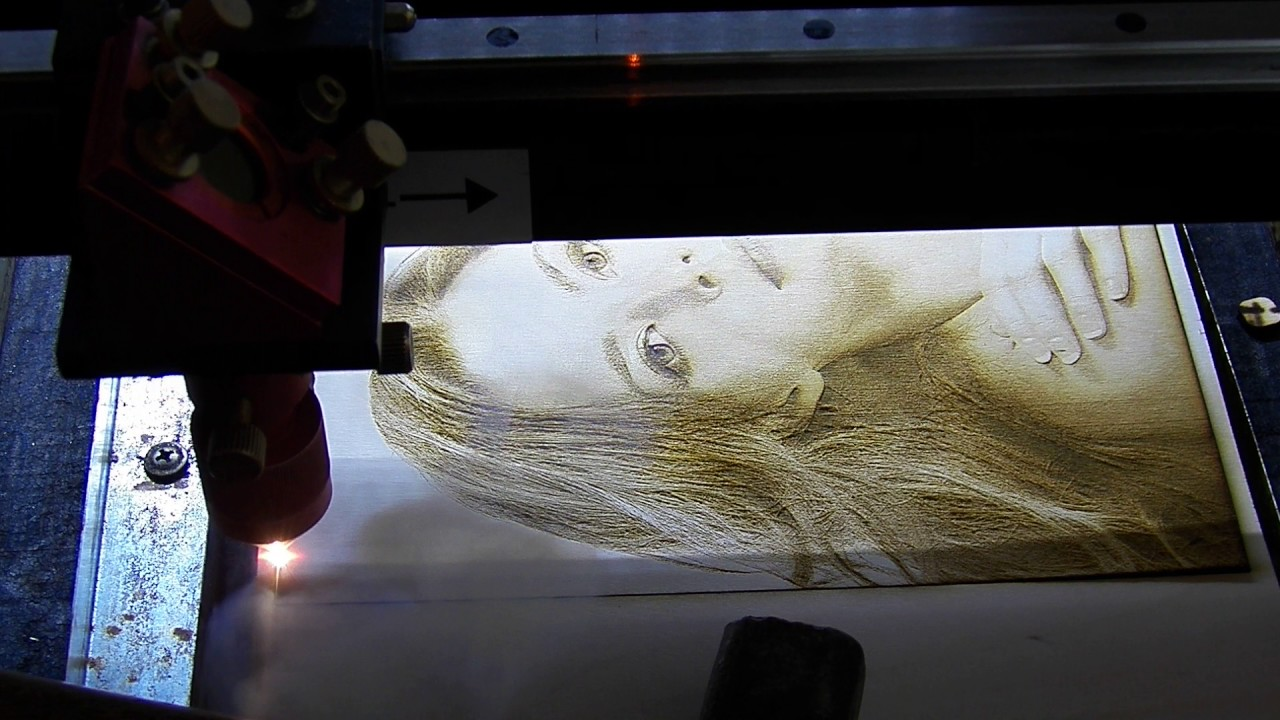 How-to: Laser Engraving Photo: 12 Steps (with Pictures)