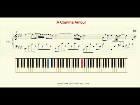 How To Play Piano: Richard Clayderman