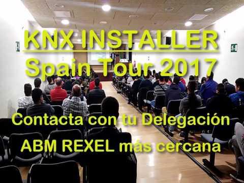 Curso KNX Installer Granada 20 Abril 2017