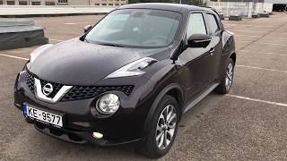 Nissan Juke 2014 Автомат 1.6 бензин, 28000 EUR - цена новой машины, отзыв, Ксенон / Джук