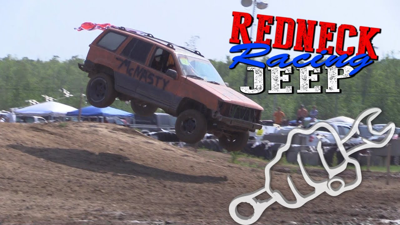 Carolina Motorsports Park >> Redneck Tough Truck Jeep Racing at Dennis Anderson's Muddy Motorsports Park - YouTube
