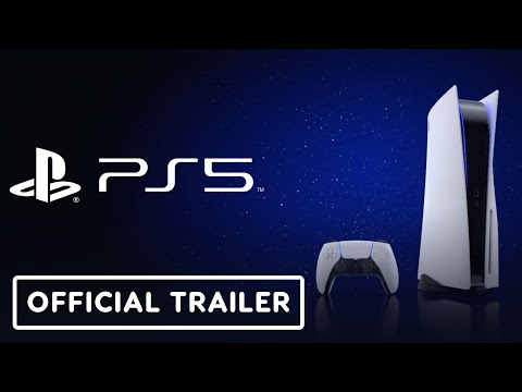 PS5 Official Launch Trailer (Featuring Travis Scott)