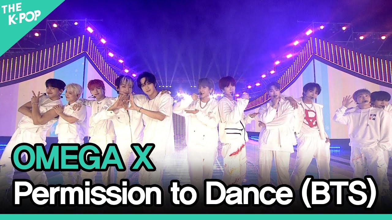 OMEGA X, Permmision to Dance (BTS) (오메가엑스, Permmision to Dance (원곡:BTS)) [2021 ASIA SONG FESTIVAL]