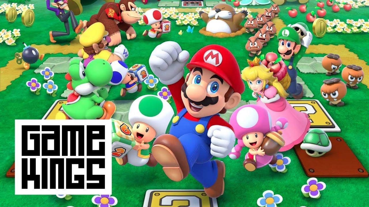 780b2402fe9 Super Mario Party Review: De ultieme partygame voor dit najaar - YouTube