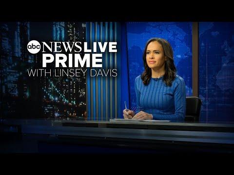 ABC News Prime: Snowstorm travel shutdowns; …