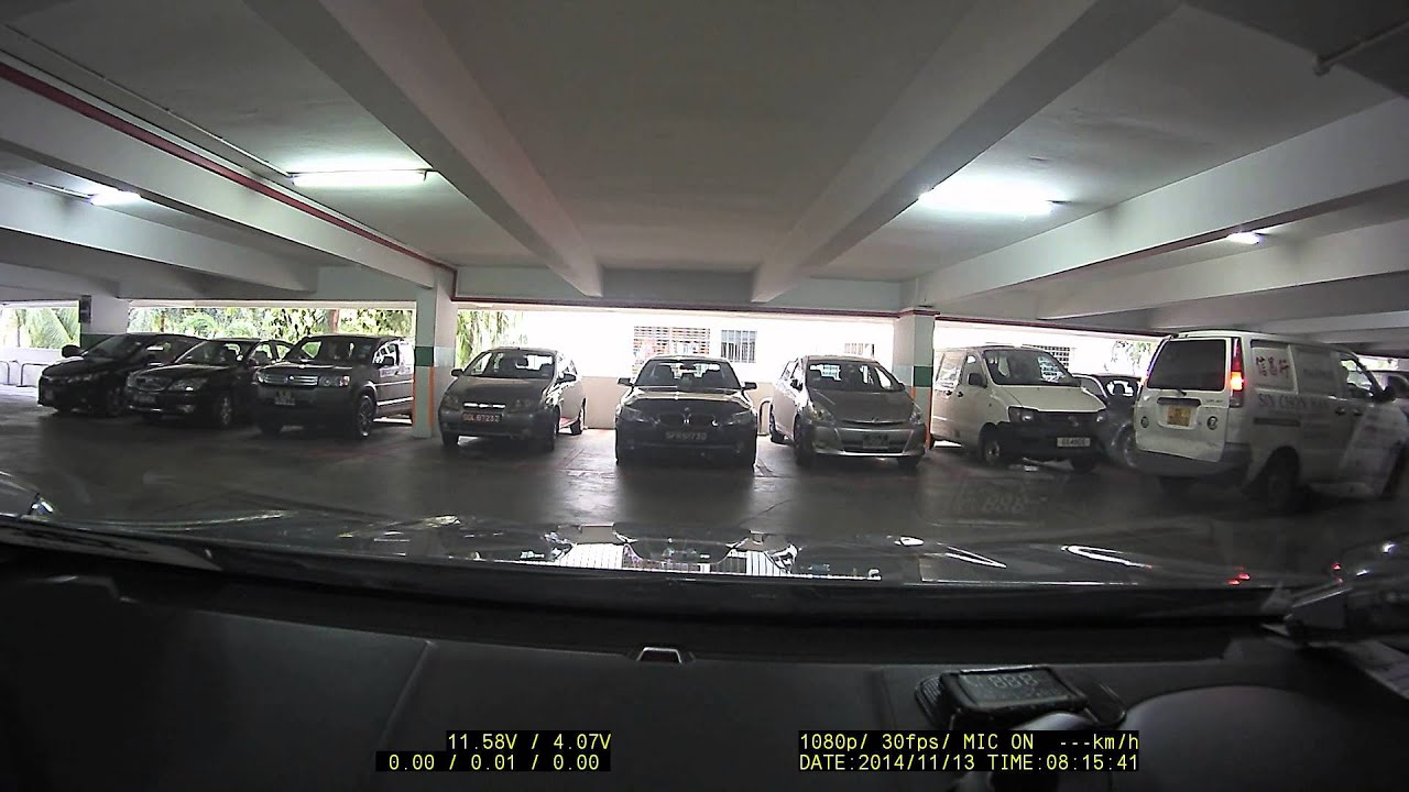 Caught Man peeing in carpark 2014 11 13