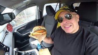 Najlepszy burger z sieciówki