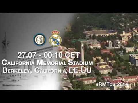 Real Madrid's USA Summer Tour 2014 / Pretemporada 2014: Gira americana