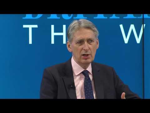 Philip Hammond - Britain and the EU - Negotiating Exit