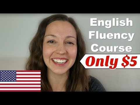 Get Fluent in English for Only $5 [The Fearless Fluency Club]