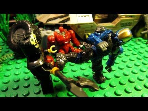 Lego halo vs star wars 5 youtube - Croiseur interstellaire star wars lego ...