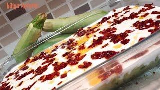 Yaz Aylarında Hafif Bir Lezzet Yoğurtlu Kabak Kavurması Tarifi -Hülya Ketenci - Yemek Tarifleri