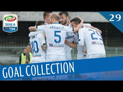 GOAL COLLECTION - Giornata 29 - Serie A TIM 2017/18