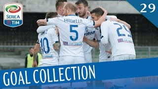 GOAL COLLECTION - Giornata 29 - Serie A TIM 2017/18 streaming