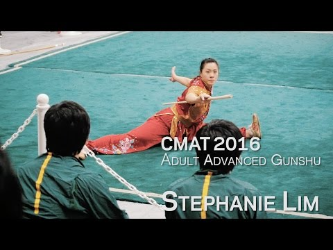 Stephanie Lim - 1st Place - Adult Adv. Staff - CMAT 2016