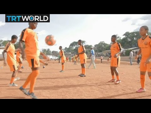 Cameroon's Lionesses hitting new heights from YouTube · Duration:  2 minutes 25 seconds