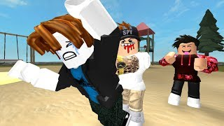 🎵 Alan Walker ~ All Falls Down (ROBLOX BULLY STORY) 🎵