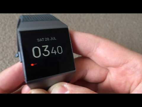 How to reply to text/sms messages on Fitbit Ionic - YouTube