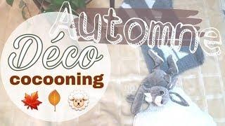 Déco coocooning automne éco responsable et peu couteuse