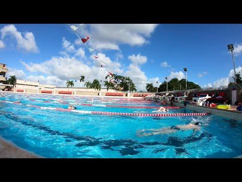 Carleton Swim And Dive Training Trip 2019