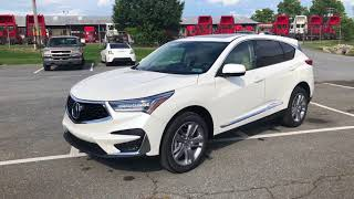 Mr. and Mrs. Seibert's New 2019 Acura RDX