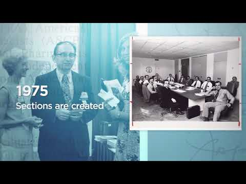 ASHP: 75 Years in (About) 75 Seconds